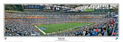 """Field Goal"" Detroit Lions Panoramic Poster"