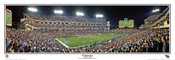"""25 Yard Line"" Tennessee Titans Panoramic Poster"