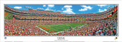 """6 Yard Line"" Washington Redskins Panoramic Poster"
