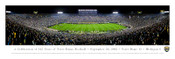 125 Year Anniversary Notre Dame Fighting Irish Panorama