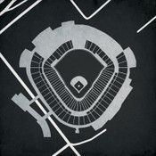 US Cellular Field - Chicago White Sox City Print