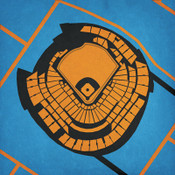 Marlins Park - Miami Marlins City Print