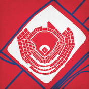 Busch Stadium City Print