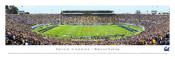 """""""50 Yard Line"""" Cal Golden Bears at Memorial Stadium Panorama Poster"""