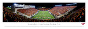 Virginia Tech Hokies at Lane Stadium Panorama Poster