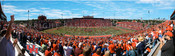 Houston Cougars at Robertson Stadium Panoramic Poster