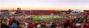 Dusk at Jones AT&T Stadium Panoramic Poster