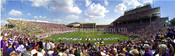 TCU Horned Frogs at Amon Carter Stadium Panoramic Poster 1