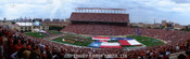 Texas Longhorns Game Day Panoramic Poster