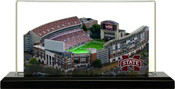Mississippi State Bulldogs/Scott Field 3D Stadium Replica