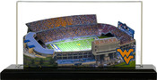 West Virginia Mountaineers/Mountaineer Field 3D Stadium Replica