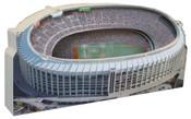 Veterans Stadium Philadelphia Phillies 3D Ballpark Replica