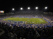 Kentucky Wildcats at Commonwealth Stadium Poster 1