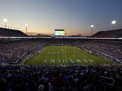 Kentucky Wildcats at Commonwealth Stadium Poster 3