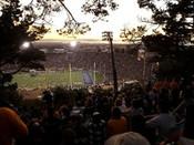 Cal Golden Bears at Memorial Stadium Poster 1