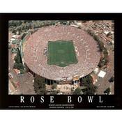 Rose Bowl Aerial Poster