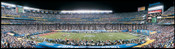 """Super Bowl XXXVII"" Tampa Bay Buccaneers Panoramic Poster"