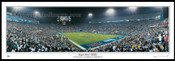 """Super Bowl XXXIX"" New England Patriots Panoramic Poster"