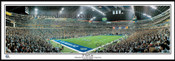 """20 Yard Line"" Texas Stadium Panoramic Poster"