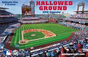 2010 Hallowed Ground Ballparks Past & Present Baseball Calendar