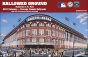 2012 Hallowed Ground Ballpark Calendar