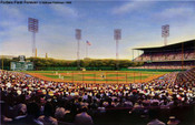 """Forbes Field Forever"" Pittsburgh Pirates Print"