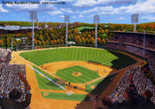 """Forbes Autumn Classic"" Pittsburgh Pirates Print"