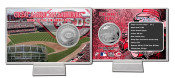 Great Amercian Ball Park Silver Coin Card