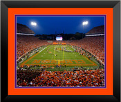Clemson Tigers at Memorial Stadium Poster 9