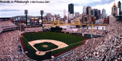 """Rebirth in Pittsburgh"" Pittsburgh Pirates Print"