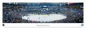 Tampa Bay Lightning at St. Pete Times Forum Panoramic Poster