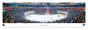 St. Louis Blues at Scottrade Center Panoramic Poster