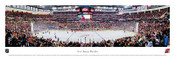 New Jersey Devils at the Prudential Center Panoramic Poster
