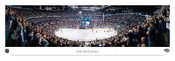 Nashville Predators at Bridgestone Arena Panoramic Poster