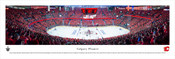 Calgary Flames at Scotiabank Saddledome Panoramic Poster