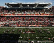 Oregon State Beavers at Reser Stadium Poster 1