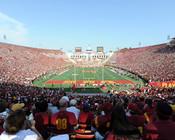 USC Trojans at Los Angeles Coliseum Poster 3