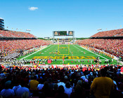 Iowa State Cyclones at Jack Trice Stadium Poster