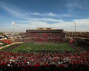 Texas Tech Red Raiders at Jones AT&T Stadium Poster 1