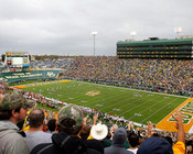 "Baylor Bears ""Gameday"" at Floyd Casey Stadium Poster"