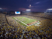 Minnesota Golden Gophers at TCF Bank Stadium Poster 4