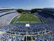 North Carolina Tar Heels at Kenan Stadium Poster 1