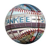 Unforgettaball!® Stadium Baseball - Yankee