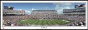"""30 Yard Line"" at Beaver Stadium Panoramic Poster"