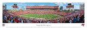Tampa Bay Buccaneers at Raymond James Stadium Panorama Poster