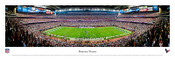 Houston Texans at Reliant Stadium Panorama Poster 1