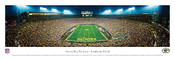 Green Bay Packers End-Zone Lambeau Field Panorama Poster