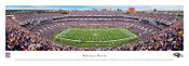 Baltimore Ravens at M&T Bank Stadium Panorama Poster
