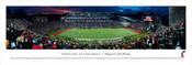 Cincinnati Bearcats at Nippert Stadium Panorama Poster