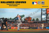 2016 Hallowed Ground Ballpark Calendar
